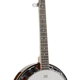 Richwood RMB-605 5-snarige bluegrass banjo