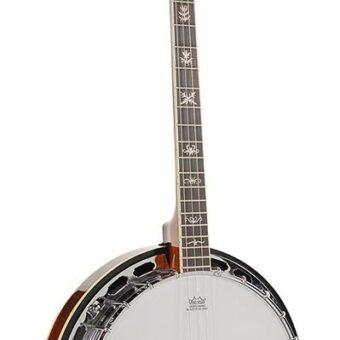 Richwood RMB-904 tenor banjo 4-snarig. aluminium rim + tone ring