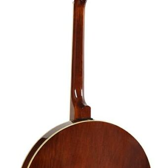 Richwood RMB-904-SS tenor banjo 4-snarig. aluminium rim + tone ring