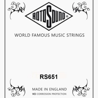 Rotosound RS651 .010 banjo snaar