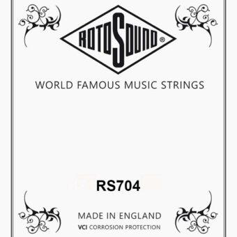 Rotosound RS704 .014 bouzouki snaar