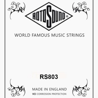 Rotosound RS803 .012 mandoline snaar