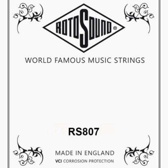 Rotosound RS807 .034 mandoline snaar
