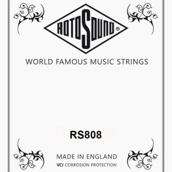 Rotosound RS808 .034 mandoline snaar