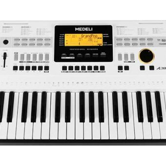 Medeli A300W keyboard