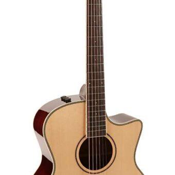 Sire Guitars A3GSNT akoestische grand auditorium gitaar met SIB electronica en cutaway