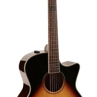 Sire Guitars A3GSVS akoestische grand auditorium gitaar met SIB electronica en cutaway