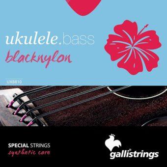 Galli UXB-810 snarenset voor bas ukulele