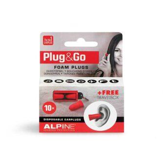 Alpine ALP-PG10 Plug&Go oordoppen
