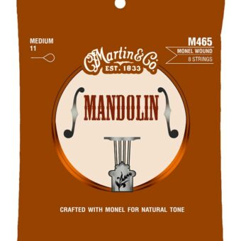 Martin M465 snarenset voor mandoline