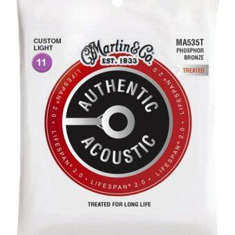 Martin MA535T snarenset akoetisch