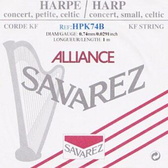 Savarez HPK-74B kleine of concert harp snaar