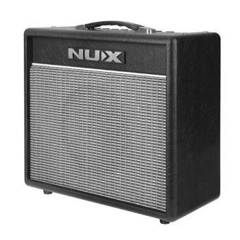 "NUX MIGHTY20BT digitale versterker 20 Watt – 8"" speaker – bluetooth – DSP – via app aanstuurbaar – 3-band EQ"