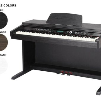 Medeli DP330/BK digitale piano