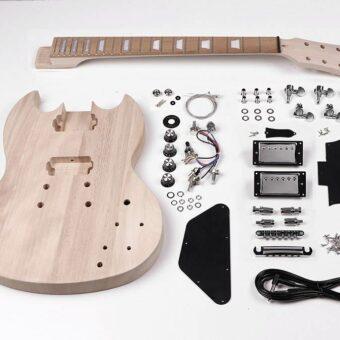 Boston KIT-SG-15 gitaar zelfbouwpakket