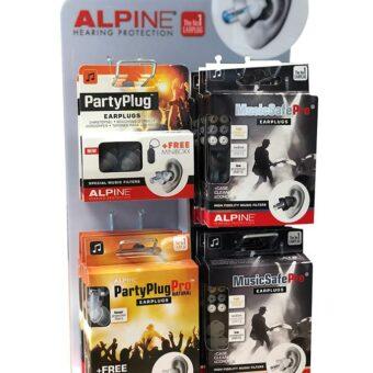 Alpine ALP-DISP004 toonbank display