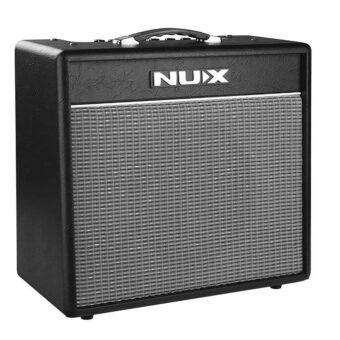 "NUX MIGHTY40BT digitale versterker 40 Watt – 10"" speaker – bluetooth – DSP – via app aanstuurbaar – 3-band EQ"