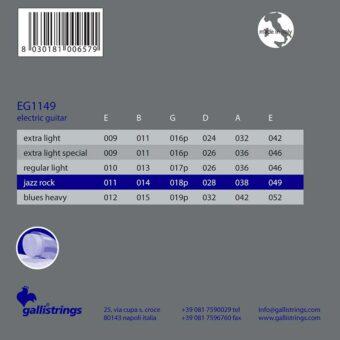 Galli EG-1149 snarenset elektrisch