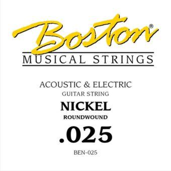 Boston BEN-025 .025 snaar