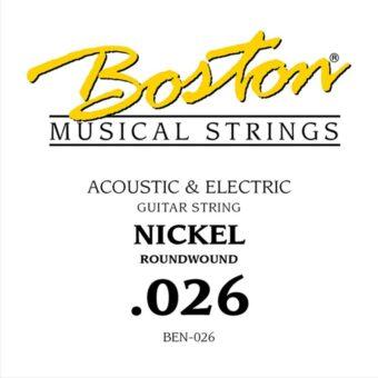 Boston BEN-026 .026 snaar