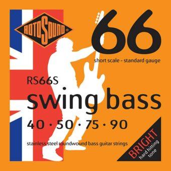 Rotosound RS66S snarenset basgitaar