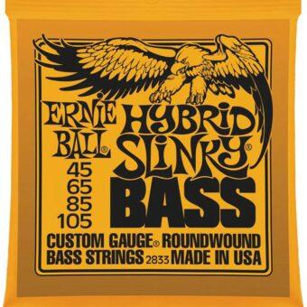 Ernie Ball EB-2833 snarenset basgitaar
