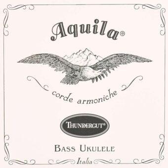 Aquila AQ-68U snarenset basukelele