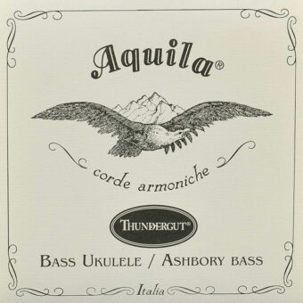 Aquila AQ-69U snarenset basukelele
