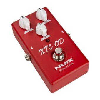 """NUX XTC-10 XTC OD """"red channel"""" harmonisch rijke overdrive analoog effectpedaal"""