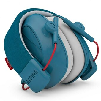 Alpine ALP-MUFF/BU Muffy Kids oorkappen voor kinderen