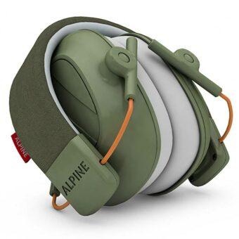 Alpine ALP-MUFF/GN Muffy Kids oorkappen voor kinderen